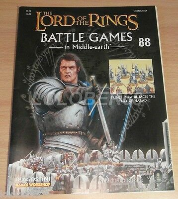 LORD OF THE RINGS Battle Games in Middle-earth Magazine Issue 88