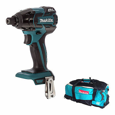 Makita 18V Lxt Dtd129 Dtd129Z Impact Driver And Lxt600 Bag