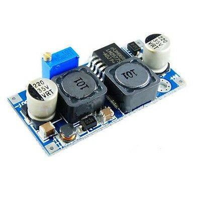 DC-DC Auto Boost Buck step Up step down Converter Module Solar Voltage LM2577