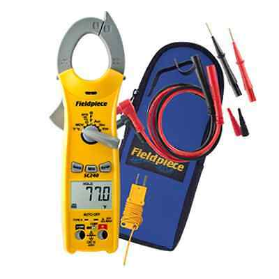 NEW!! Fieldpiece SC240 Compact Clamp Multimeter with Temperature REPLACES SC45