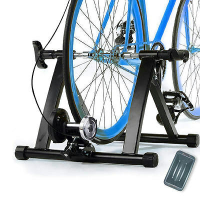 Newest 8 Levels Resistance Magnetic Bicycle Indoor Exercise Bike Trainer Stand