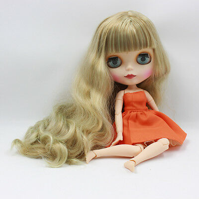 """Takara 12"""" Neo Blythe Nude Doll Joint Body from Factory TBY172"""