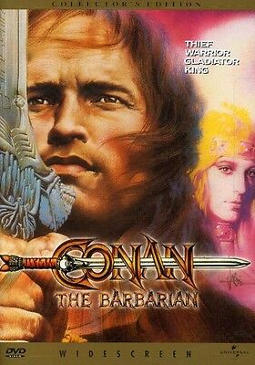 Conan the Barbarian [Collector's Edition] (2007, DVD NEUF) CLR/CC/AWS (RÉGION 1)