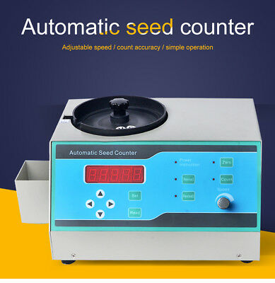 New Automatic seeds counter for various shapes seeds 110V 220V