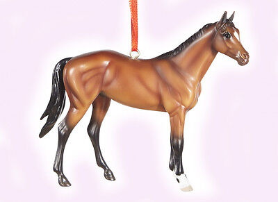 Breyer 700516 - Beautiful Breeds Thoroughbred Ornament -