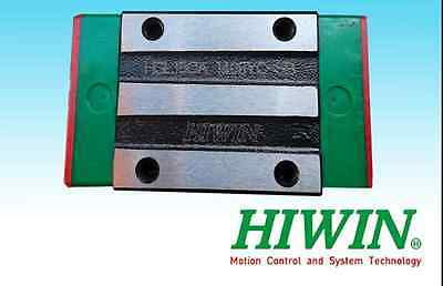 HGH20HA HIWIN Rail Guide Carriage Block 20mm For HGR20 Rail Guide CNC Router