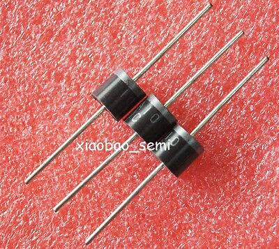 20pcs FR607 6A 1000V Fast Recovery Diodes R-6