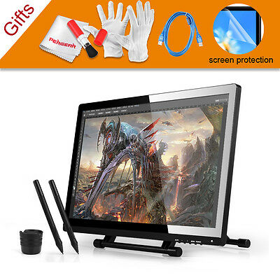 UGEE UG-2150 Graphic Tablet +2x Graphic Pen +Cleaning Kits for Windows MAC OS PC