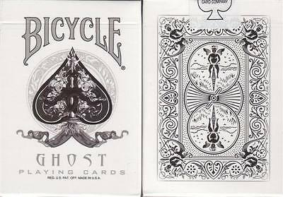 Carte da gioco Bicycle GHOST  by ellusionist,poker size
