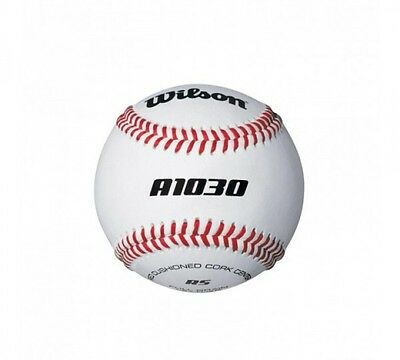 WILSON MLB Official League Baseball A1030 Baseballball A 1030 B