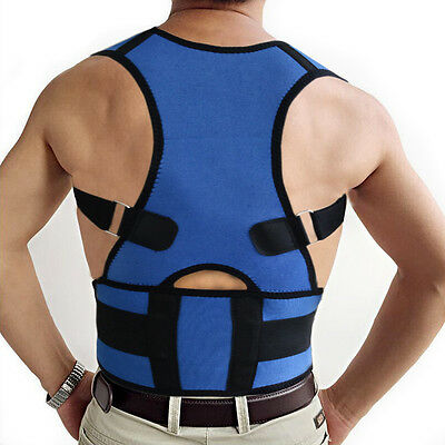 Back / Shoulder  Brace for Posture Correction and Back Pain Support, Adjustable