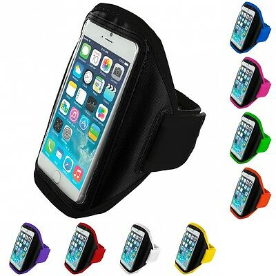 For Apple iPhone 6S Plus 5.5 Gym Sport Running Armband Arm Band Case Cover