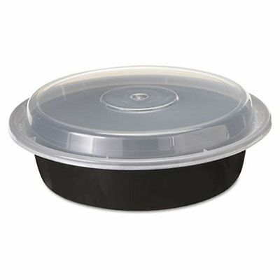 24-oz. Versatainer Round Food Containers , 150 Containers (PAC NC723B)