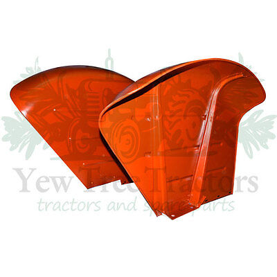 Fordson Super Major Fenders wings Mudgaurds Pair *NEW* tractor
