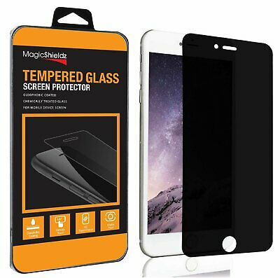 Anti-Spy Peeping Privacy Tempered Glass Screen Protector for iPhone 6S Plus 5.5""