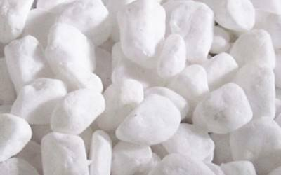 White Marble Chippings 10-12mm Home Garden Aquarium Pond Water Features Memorial