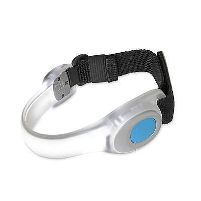Runtastic Reflector Safety Armband with LED Flashing Light
