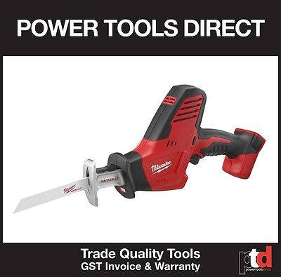 New Milwaukee 18V Cordless C18Hz-0 Reciprocating Hackzall Saw Bare Tool