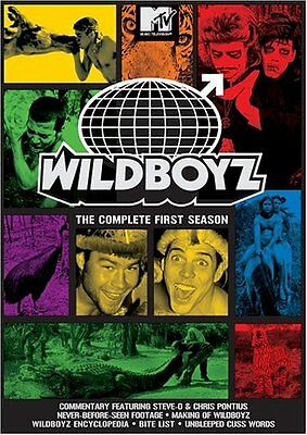 Wildboyz - The Complete First Season (DVD, 2004, 2-Disc Set)
