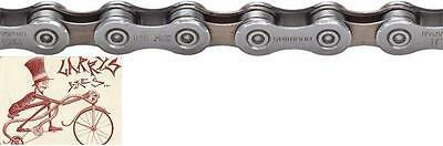 Shimano Deore Hg54 10 Speed Silver Mtb Bike Bicycle Chain