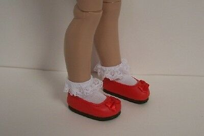 """All WHITE Saddle Oxford Doll Shoes For 12/"""" Helen Kish Bethany Debs"""
