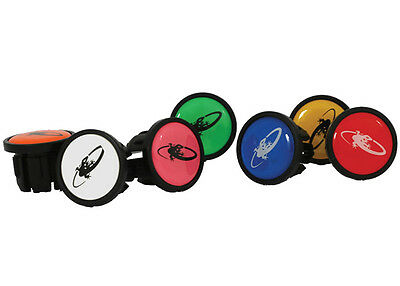 LIZARD SKINS  Deluxe Bar-End Plugs for Road Racing Bike - 1 Pair, Colour Choice