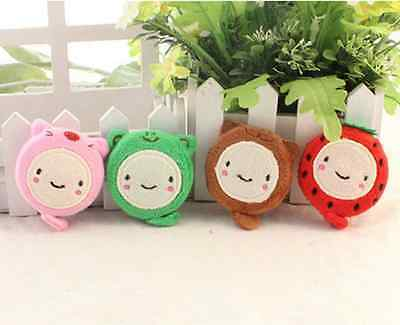 Cute Cartoon 150cm 60 Inch Plush Retractable Tape Measure Ruler Sewing Tool JD
