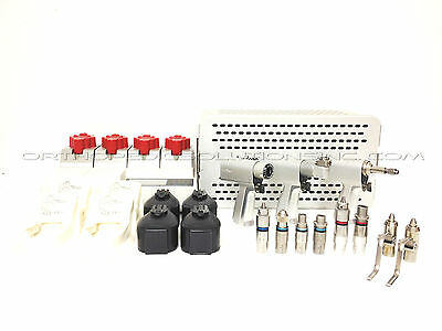 Stryker System 4 Aseptic Battery Set *With Warranty*
