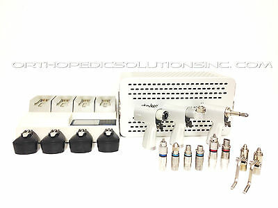 Stryker System 4 Set With 4103, 4106, 4108 Handpieces *With Warranty*