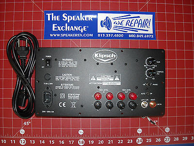 Klipsch Synergy Sub-10 Replacement Amplifier 119510 230V