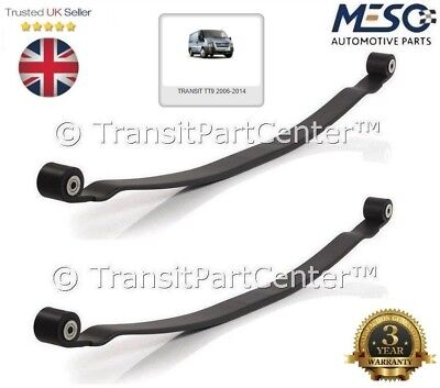 A Pair Of Rear Single Leaf Spring For Ford Transit Mk6 2000-2006 Fwd 60Mm