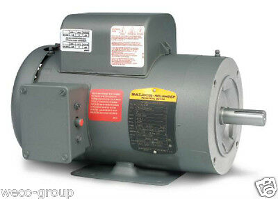 Cl3514 1 1/2 Hp, 1725 Rpm New Baldor Electric Motor