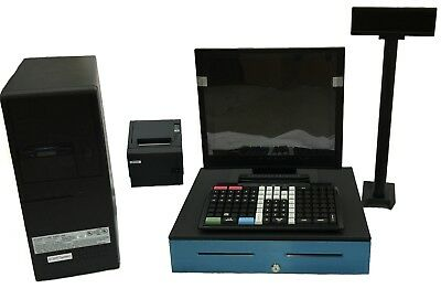 New Gilbarco Veeder-Root G-Site Client (PA03010100603) — Complete POS System