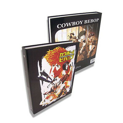 *NEW* Cowboy Bebop: Group Binder by GE Animation