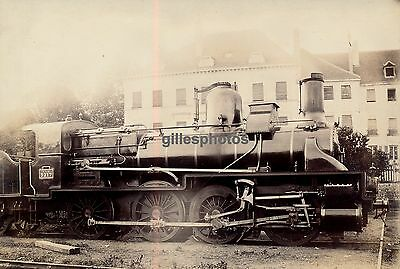 Locomotive Schneider c. 1880-90 - PLM 3217 Train - 33