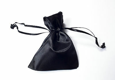 Black Gift Bag for Moldavite - ideal for moldavite storing