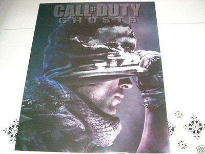 CALL of DUTY Ghosts 16x20 Poster