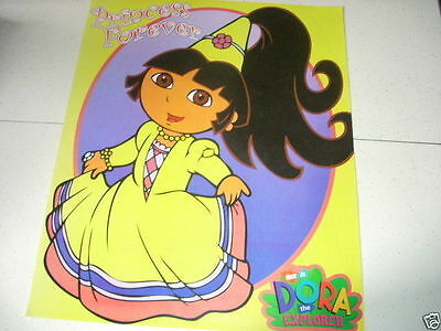 DORA THE EXPLORER Princess Forever 16x20 Poster