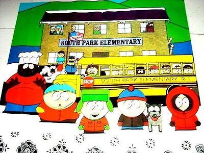 SOUTH PARK Elementary 16x20 Poster