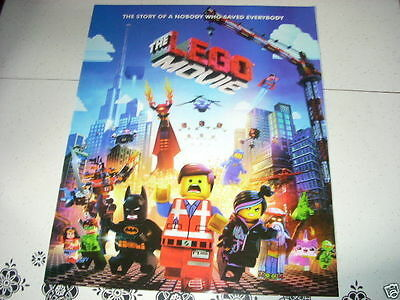 THE LEGO MOVIE 16x20 Poster