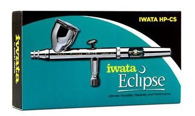 New ANEST IWATA HP-CS AirBrush 0.3 mm cup7.0 Made in Japan 2015 New Package