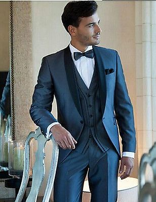 Fashion Men's Wedding Suits Groom Tuxedos Party Suits Business Suits Tailcoats