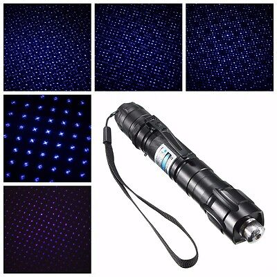 New 5 Different Changeable Light Patterns Pointer Pen Beam