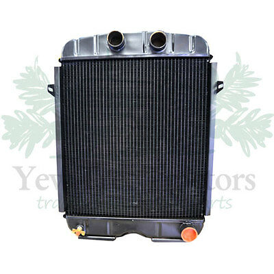Fordson Super Major Radiator (includes tap) Tractor *NEW*