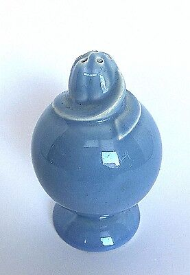 LuRay Pastels Blue Collectible Salt Shaker 1938-1960 Vintage Pottery