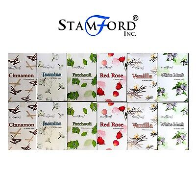Stamford Incense Cones - Many Scents