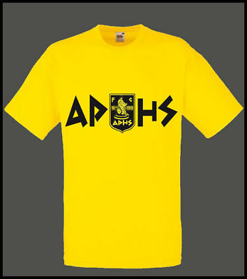 ARIS Saloniki, T-Shirt Greece, Hellas, ARIS FC Trikots SUPER 3