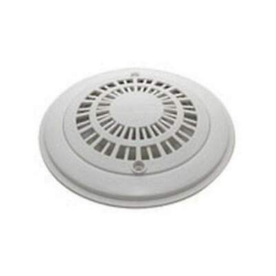 Waterco Pool Main Drain Cover inc Dress Ring - MD003 Fitting White