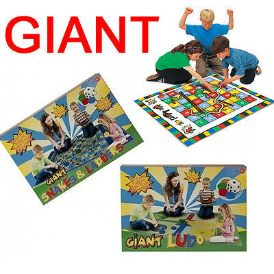 Giant Outdoor Games Fun Kids Play Mat Game Family Activity Board Traditional New