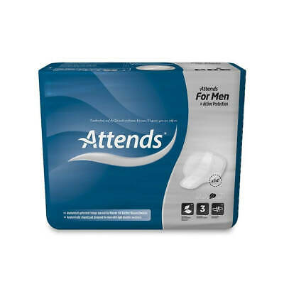 Attends For Men Level 3 - Pack of 14